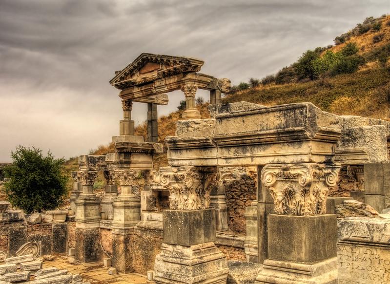 Ephesus Temple Dianas