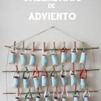 DIY: Calendario de Adviento