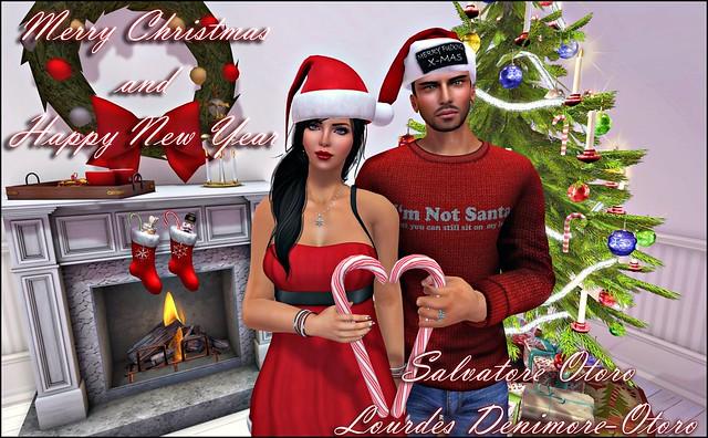 Merry Christmas & Happy New Year