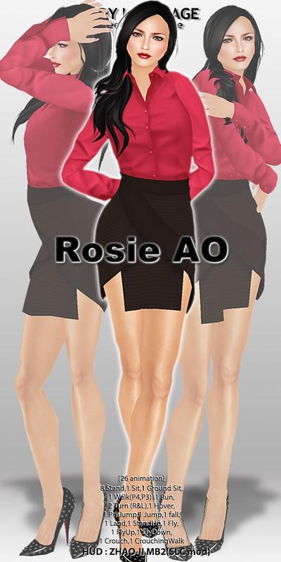 Rosie AO set