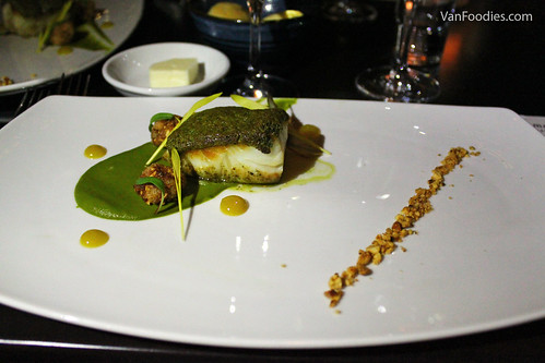Hakka Tea Crusted Ling Cod