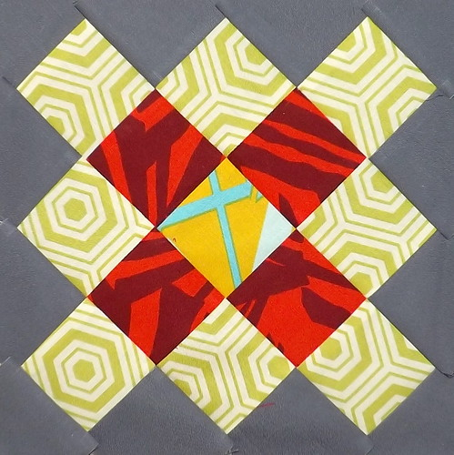 Granny Bee Block 26