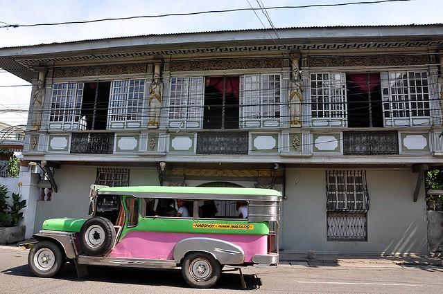 1877 Bautista Mansion, Pariancillo St. Malolos, Bulacan