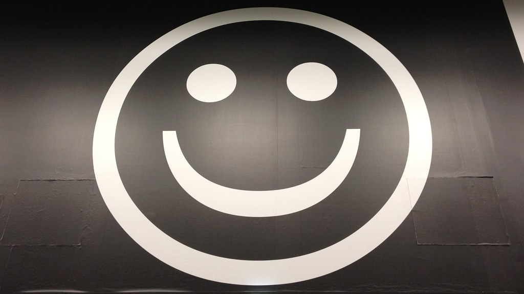 Smile, the museum is open