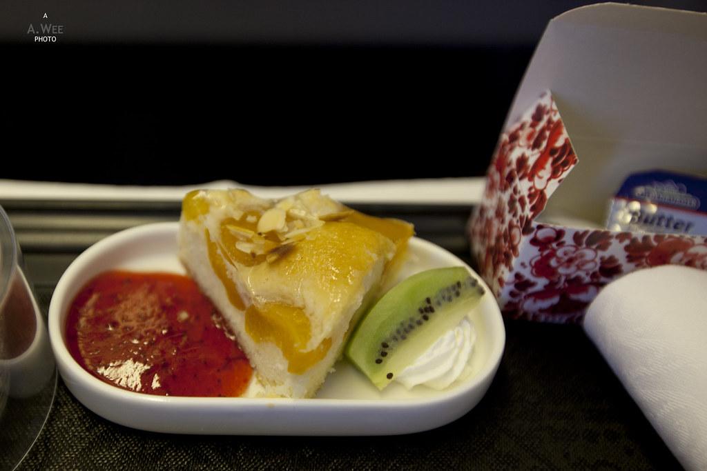 Apricot Mandalino Cake for Dessert
