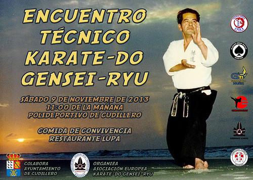 Encuentro Técnico Gensei-Ryu