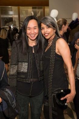 Carolyn Chang, Deepa Pakianathan
