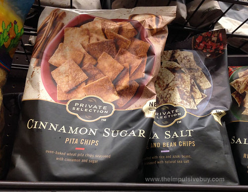 Private Selection Cinnamon Sugar Pita Chips