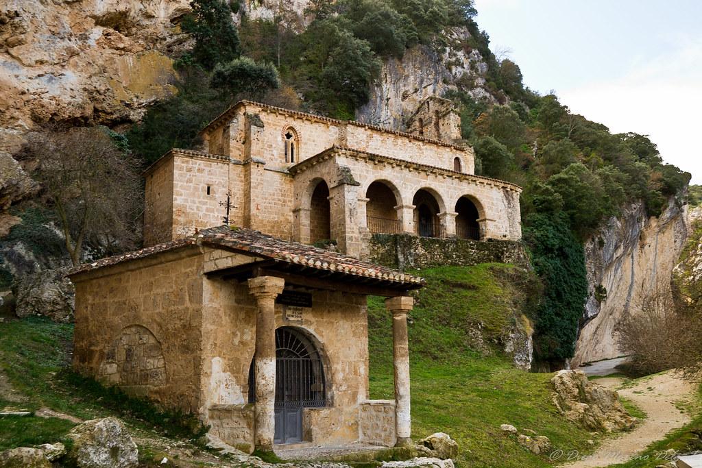 """Ermita de Santa María de la Hoz - Hermitage of """"Santa María de la Hoz"""""""