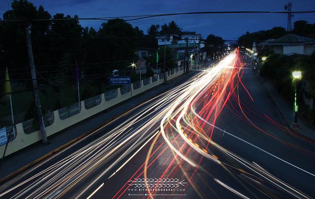 Aklan East Road Kalibo