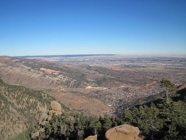 Picture from Cameron Cone, Colorado