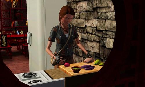 Cuisine Sims