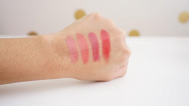 Tarte Amazonian Butter Lipsticks Review