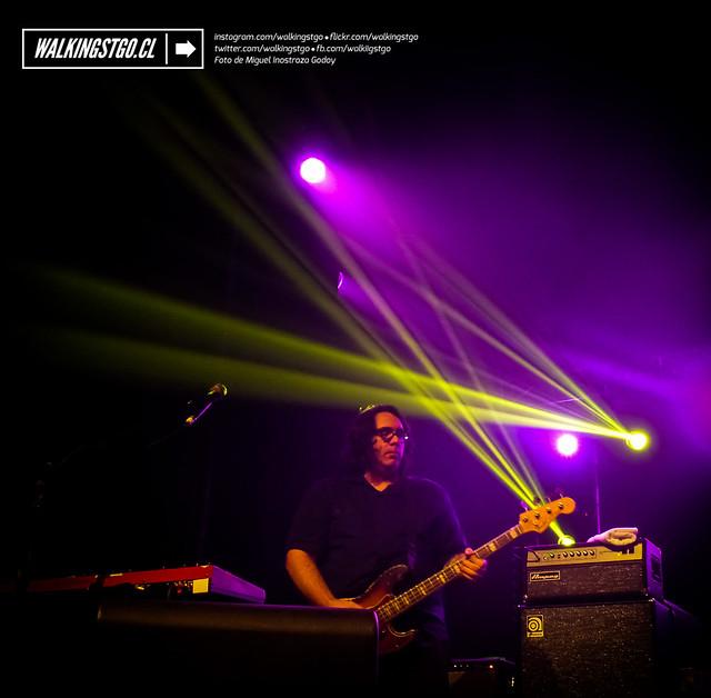 @TheRealYLT en Teatro La Cúpula de #Santiago / @faunaprod /#VirginConverseSUENA / Fotos: Miguel Inostroza Godoy / 07.06.2014