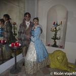 Viajefilos en el Carnaval de Venecia, cena de carnaval 07