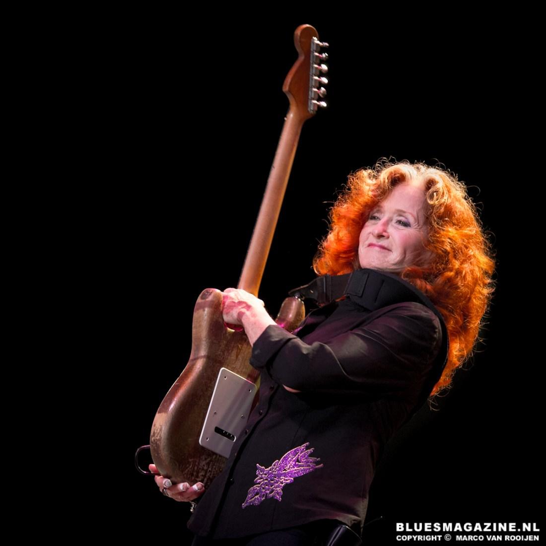 Bonnie Raitt @ North Sea Jazz Festival