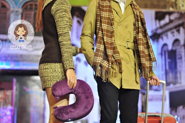 Event Cosas United Winter Clothing Luggages Fashion Show