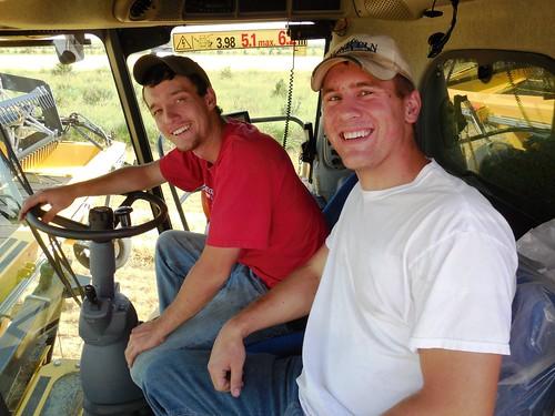 Brandon and Kyle