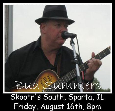 Bud Summers 8-16-13