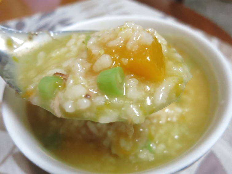 滷肉蔬菜粥 (2)