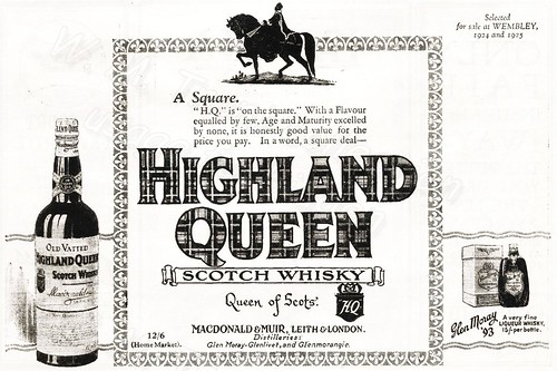 British advertisements ~ 1926.
