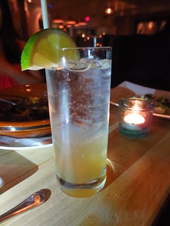 House-made Ginger Ale