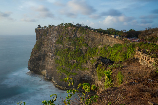 Uluwatu Temple and Cliffs, Bali