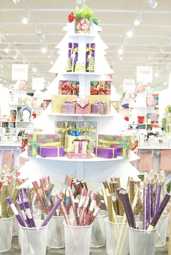 Gift Wrap Wonderland The Fashionably Broke