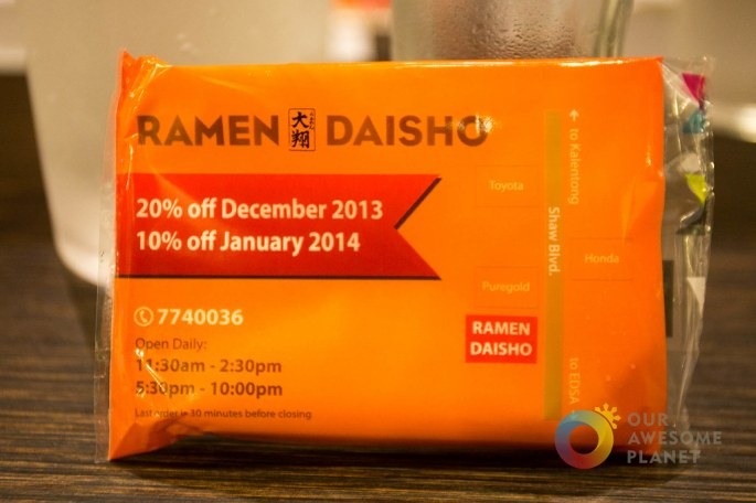 RAMEN DAISHO - Our Awesome Planet-7.jpg