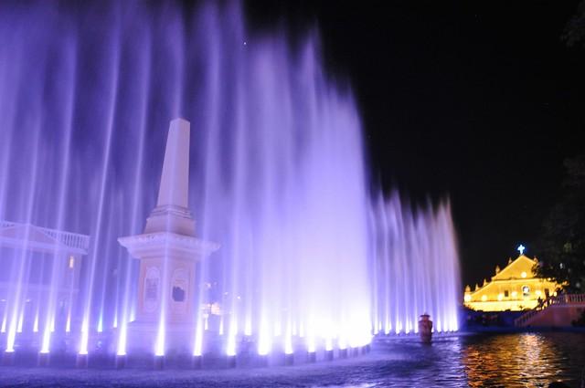 Plaza Salcedo, Vigan, Philippines