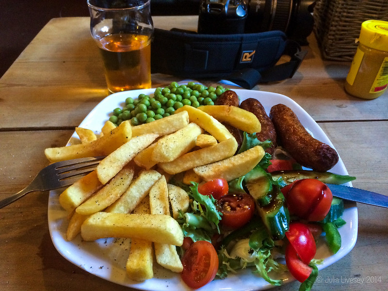 Pub lunch