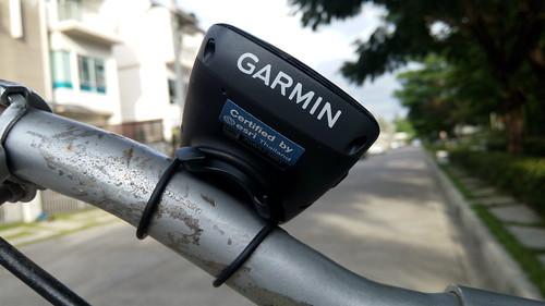 ติดกับจักรยานแล้วจะเป็นแบบนี้