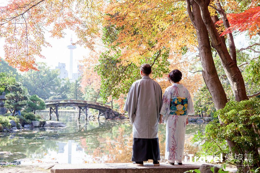 京都和服外拍摄影 (3)