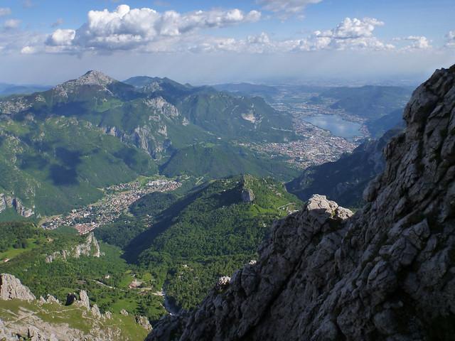 Resegone e Lago di Lecco