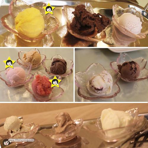 Francisca Ice cream