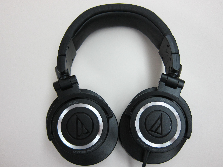 Audio-Technica ATH-M50 Headphones « Blog | lesterchan.net