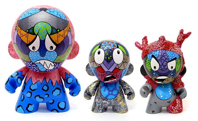 Kidrobot San Fran store release customs