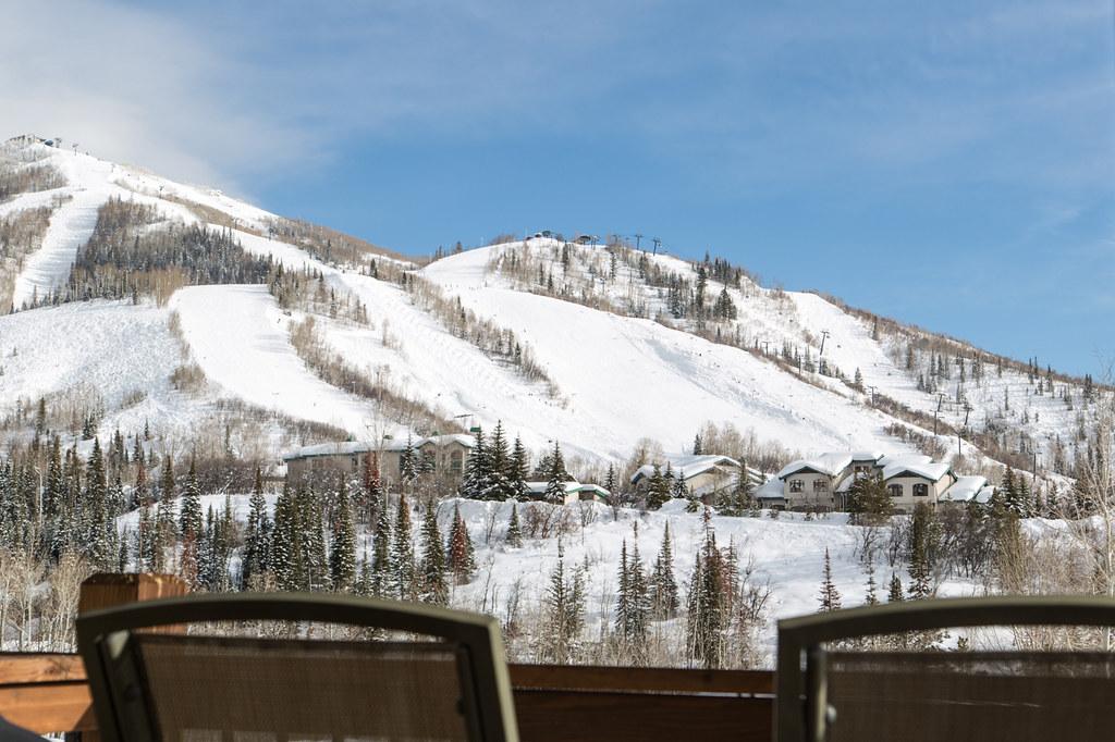 The Ranch, mountain views