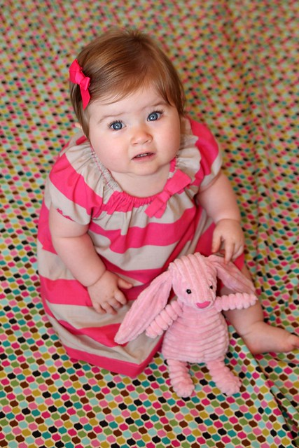 Harper at 10 months