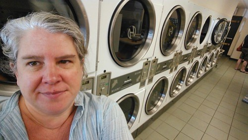 Sometimes Travel Means Laundry