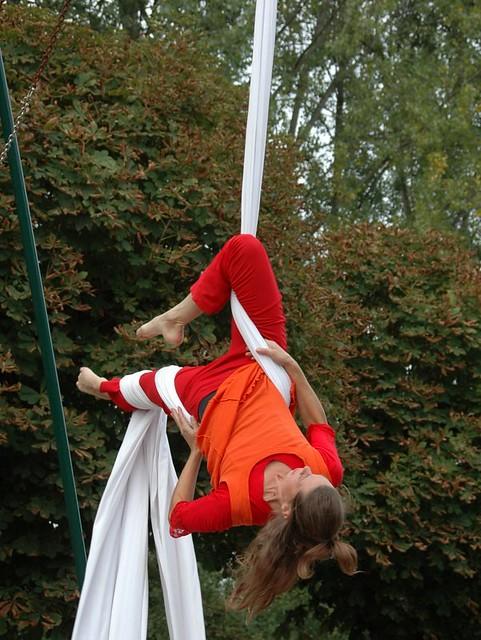 Mariage cirque
