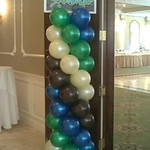 """Balloons With Signs - A """"Sign"""" of the Times"""