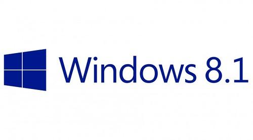 โลโก้ Windows 8.1