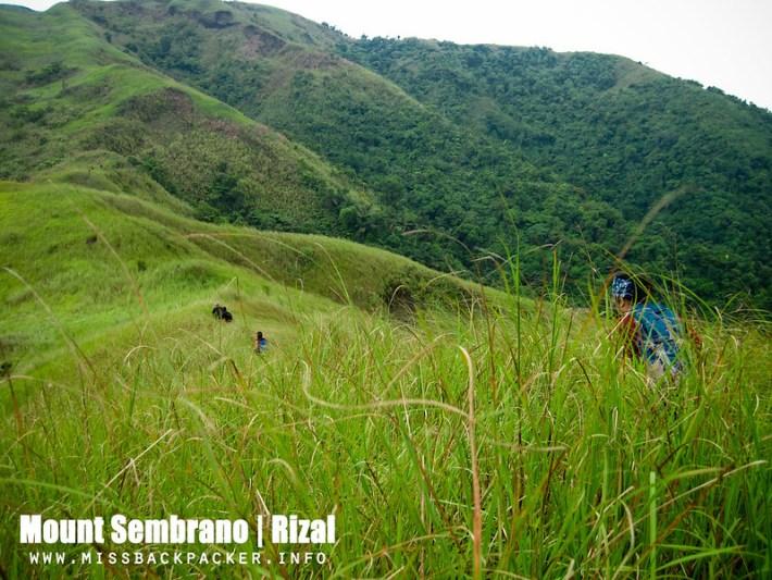 Mount Sembrano
