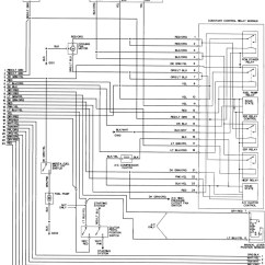 Ford Escort Wiring Diagram Dico Thermostat Ccrm Auto Electrical For 1998
