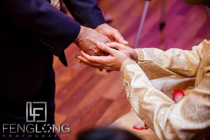 Shireen & Imran's Pithi | Occasions Event Center | Atlanta Ismaili Indian Wedding Photography
