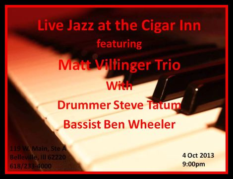 Cigar Inn 10-4-13