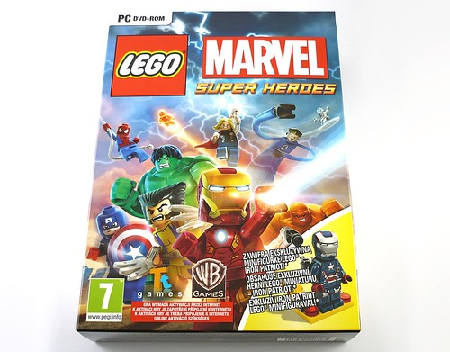 LEGO Marvel Super Heroes Game Box1