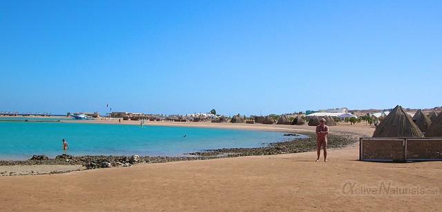 naturist 0000 Rotana Resort Coral Beach, Hurghada, Egypt