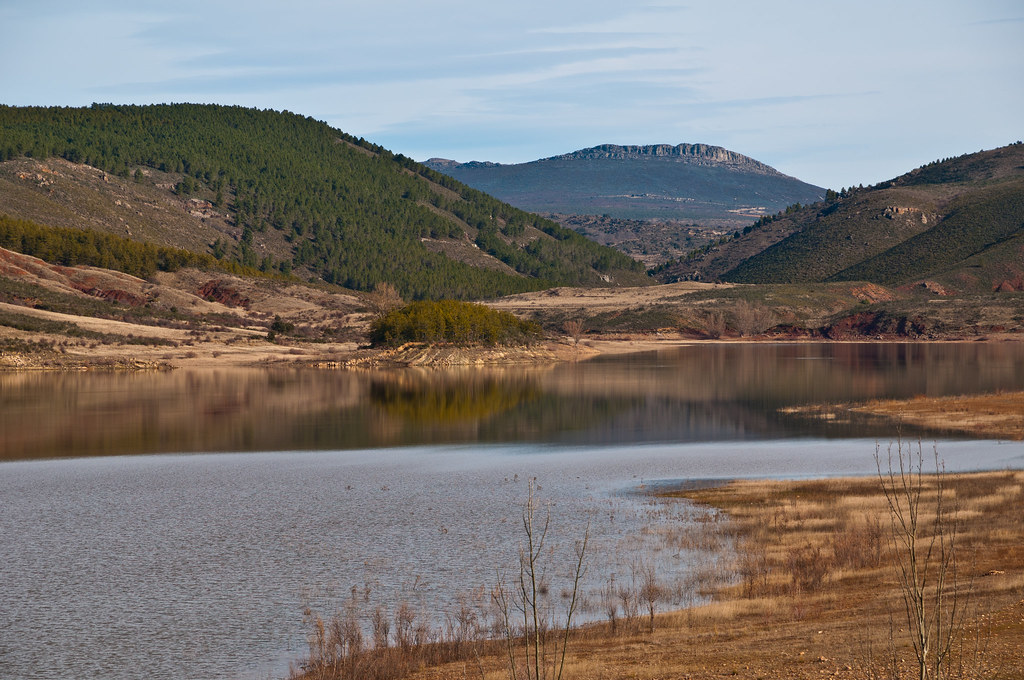 Embalse de Pálmaces (II)